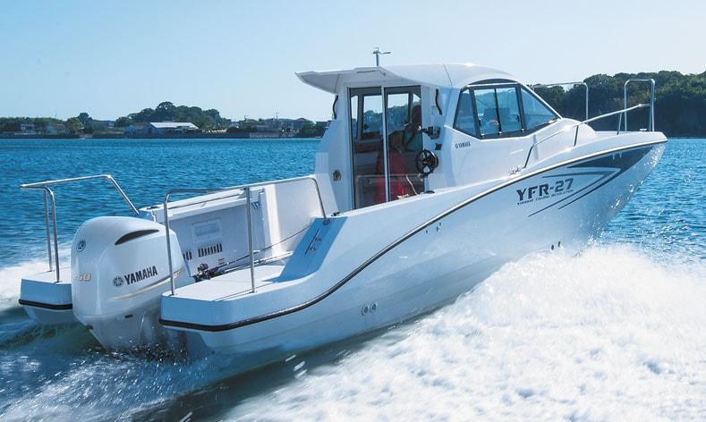 YFR-27 EX FSR 写真