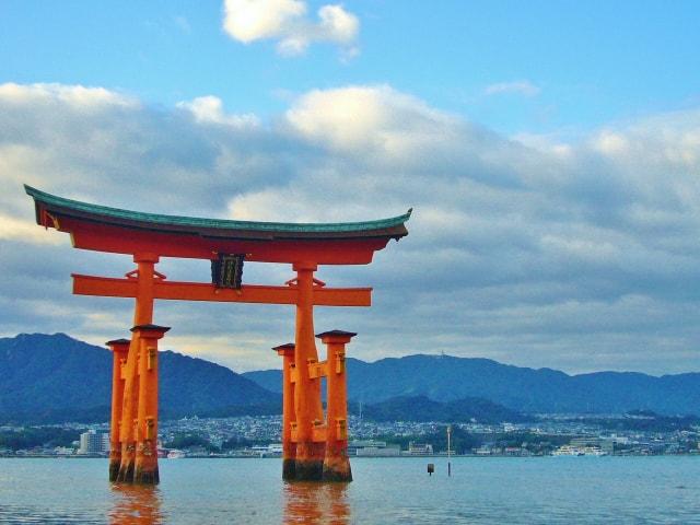 宮島(厳島神社)画像
