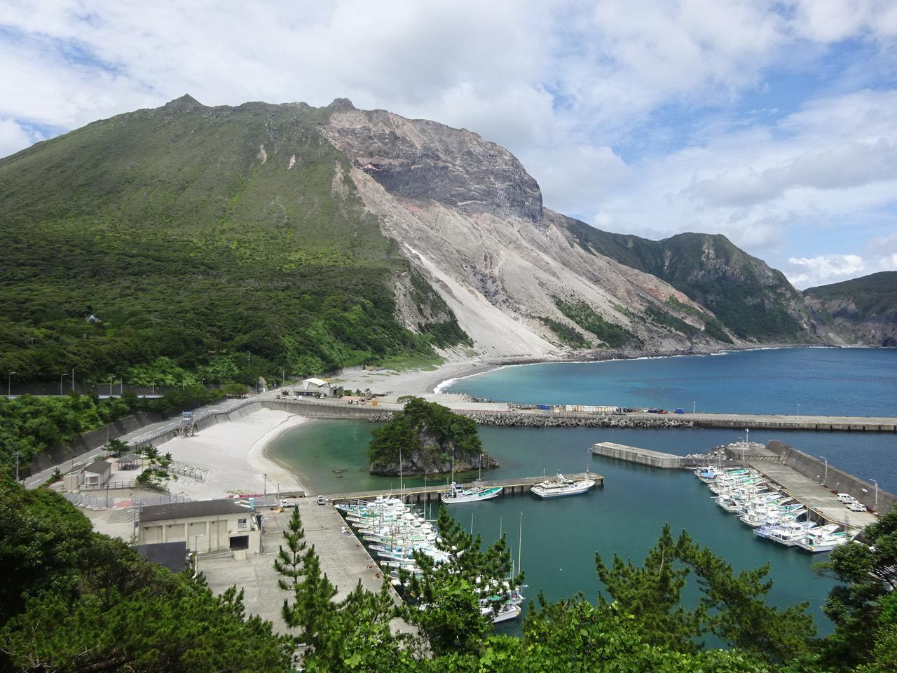 神津島画像