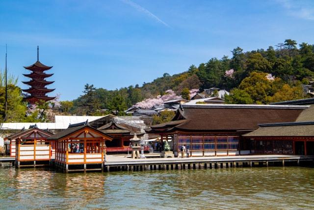 宮島(厳島神社) 写真