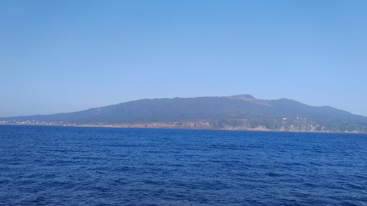 伊豆大島 写真